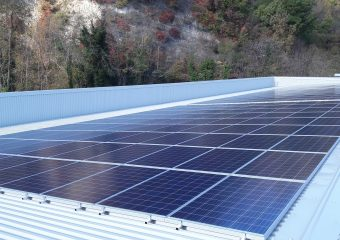 Impianto fotovoltaico Eurospin  Urbino