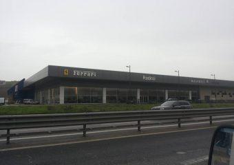 Audi e Ferrari  Ancona